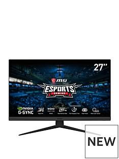 msi-optix-g273qf-27-inch-quad-hd-ips-1ms-165hz-g-sync-flat-gaming-monitor