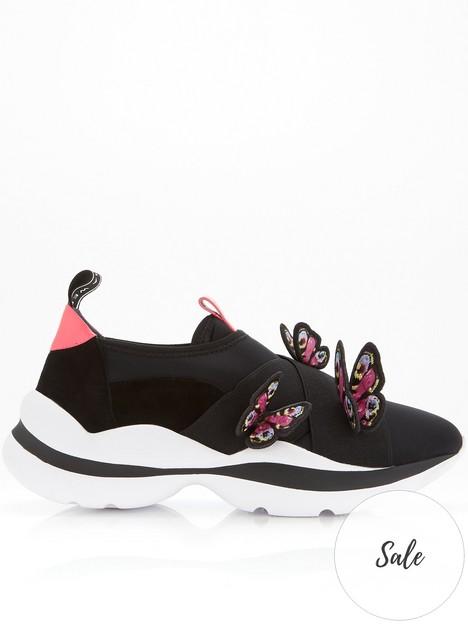 sophia-webster-riva-sneakers-black