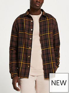 river-island-ls-large-scale-check-shirt