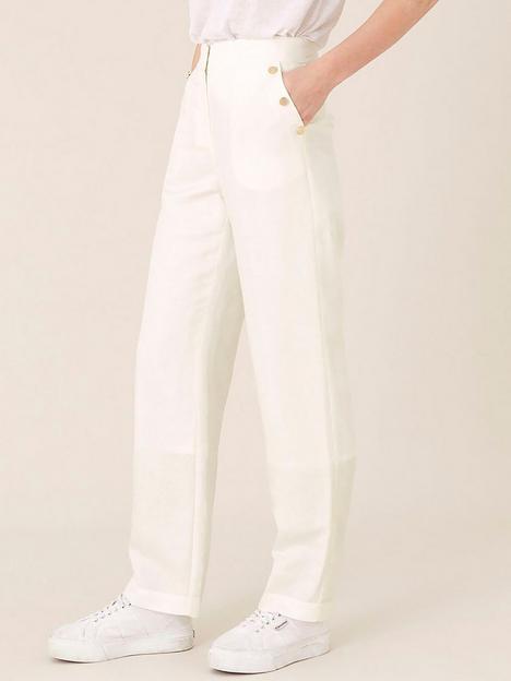monsoon-linen-smart-trouser-short