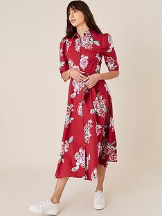 monsoon-robyn-rose-floral-shirt-dress