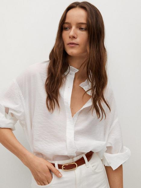 mango-lightweight-round-neck-blouse--nbspwhite