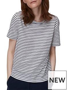 whistles-emily-ultimate-stripe-tshirt