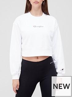 champion-champion-crewneck-croptop-sweatshirt