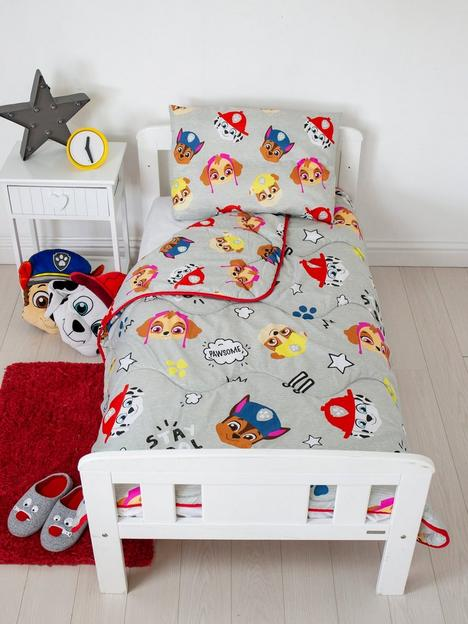 rest-easy-sleep-better-paw-patrol-coverless-quilt-4-tog-junior-with-filled-pillow