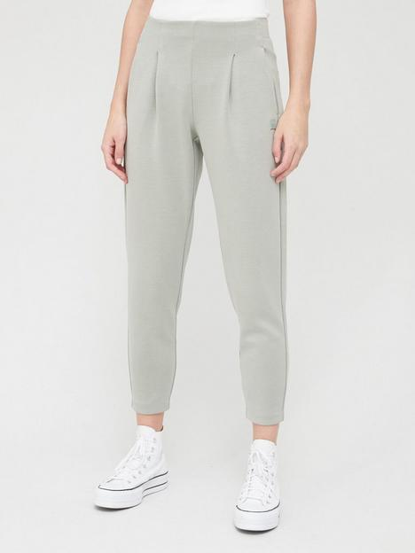 superdry-tailored-pleat-front-jogger-light-green