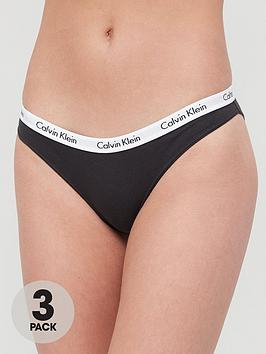 calvin-klein-3-packnbspbriefnbsp--black