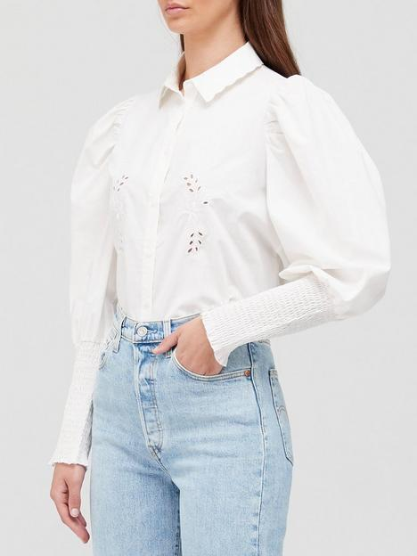 sofie-schnoor-embroidered-cotton-balloon-sleeve-blouse-white