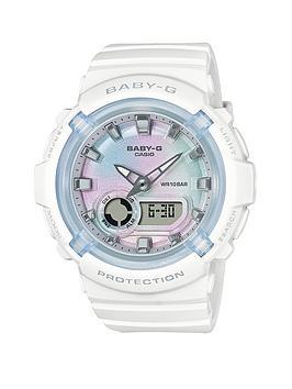 casio-bga-baby-g-white-watch