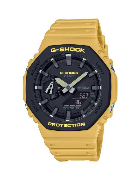 casio-casio-g-shock-navy-neo-display-dial-gold-tone-bracelet-watch