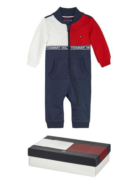 tommy-hilfiger-baby-colorblock-coverall-gift-box-navy