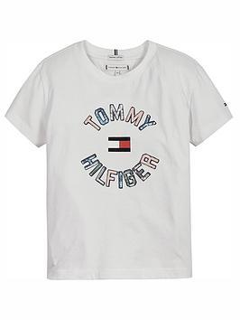 tommy-hilfiger-girls-sequin-logos-short-sleeve-t-shirt-white
