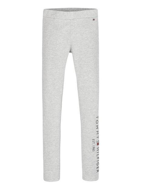 tommy-hilfiger-girls-essential-legging-grey