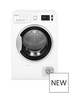 hotpoint-activecare-ntm1192sk-9kg-loadnbsptumble-dryer-white