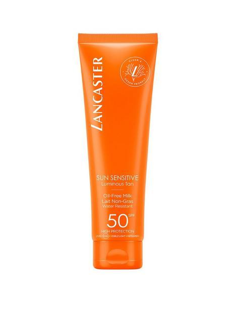 lancaster-lancaster-sun-sensitive-oil-free-body-milk-sunscreen-sun-protection-cream-spf50-150ml