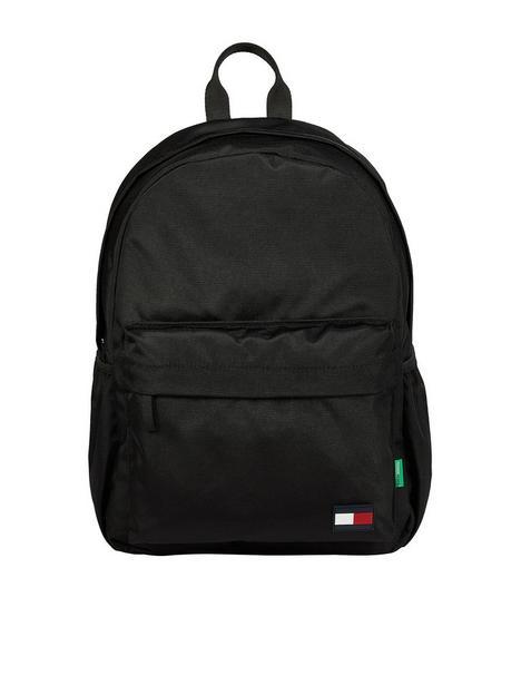 tommy-hilfiger-boys-core-backpack-black