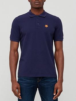 kenzo-tiger-crest-polo-shirt-navy