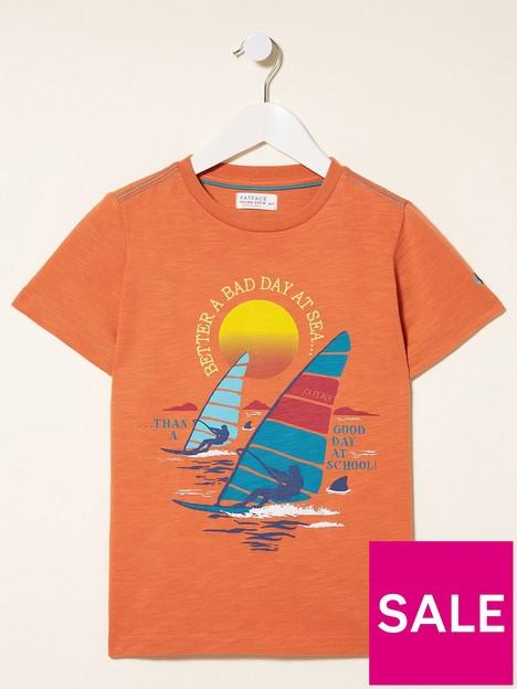 fatface-boys-surf-graphic-t-shirt-clay-orange