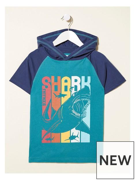 fatface-boys-shark-hooded-graphic-tshirt-teal