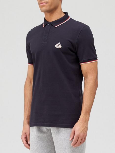 pyrenex-leyre-tipped-collar-polo-shirt-black
