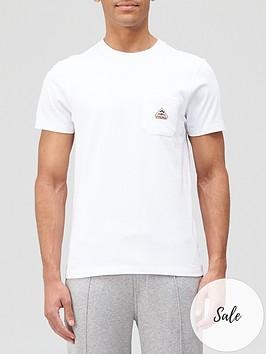 pyrenex-lustou-small-logo-t-shirt-white