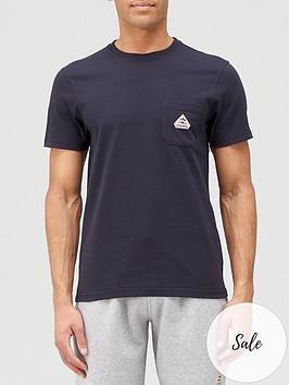 pyrenex-lustou-small-logo-t-shirt-navy