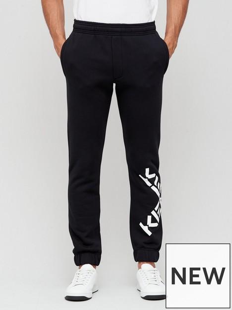 kenzo-sport-classic-joggers-black