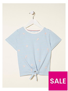 fatface-girls-starfish-emb-knot-front-tshirt-surf-blue