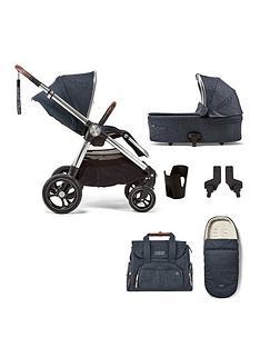 mamas-papas-ocarro-navy-flannel-essentials-kit-6pc