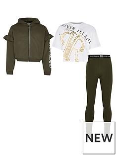 river-island-girls-3-piece-hoodie-legging-and-tshirt-set-khaki
