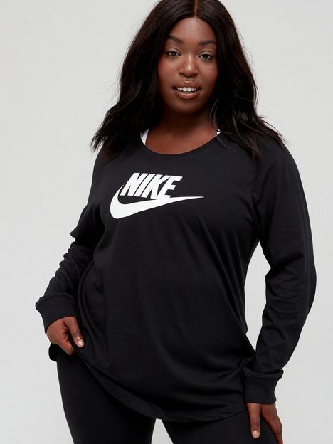 nike-nswnbspessential-icon-futura-long-sleeve-top-curve-black