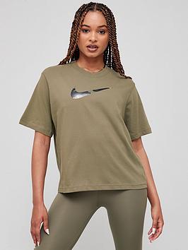nike-training-dri-fit-boxy-t-shirt-olive