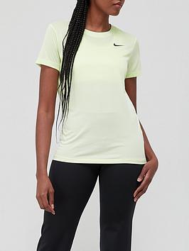 nike-training-dry-t-shirt-limenbsp