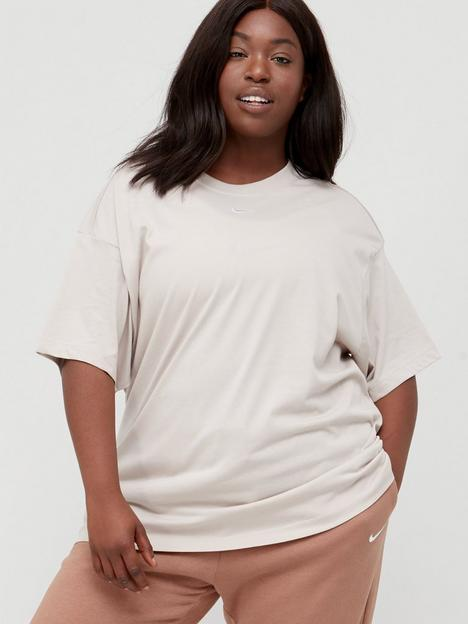 nike-curvenbspnsw-essential-t-shirt-beige