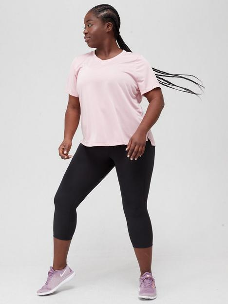 nike-the-one-dri-fit-t-shirt-curve-pink