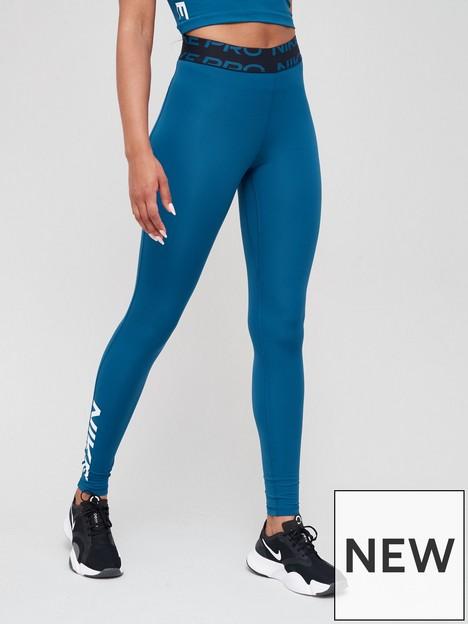 nike-pro-training-dri-fit-grx-legging-blue