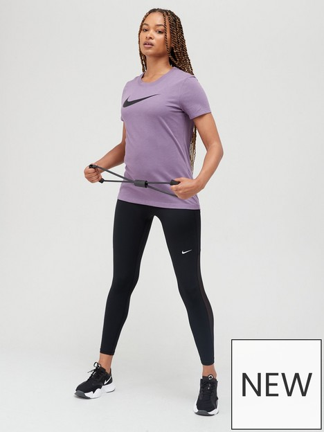 nike-training-dri-fit-t-shirt--nbsppurple
