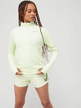 nike-running-long-sleevenbspzip-pacer-top-lime