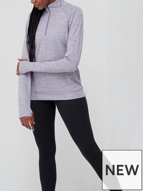 nike-running-long-sleeve-zip-pacer-top-purple