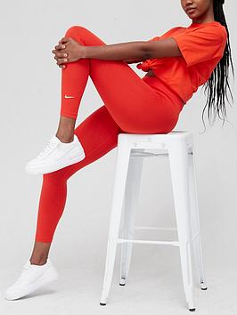 nike-nsw-essential-leggings-red