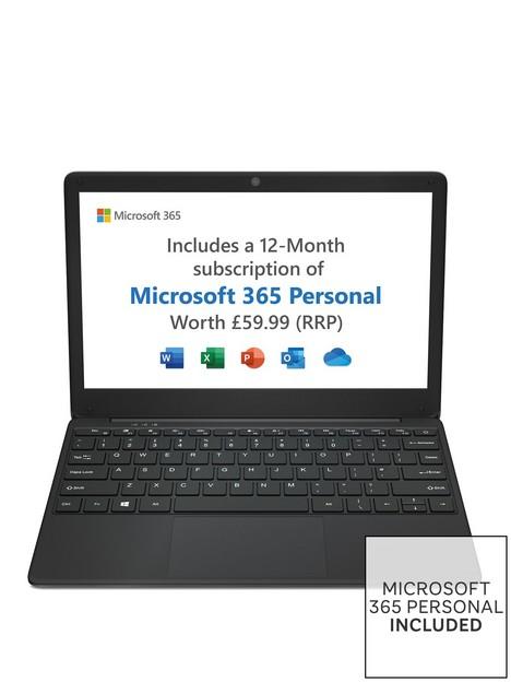 geo-geobook-110-laptop-116in-hdnbspintel-celeron-dual-corenbsp4gb-ram-64gb-storagenbspmicrosoft-365-personal-included-1-year-optionalnbspnorton-360-1-year