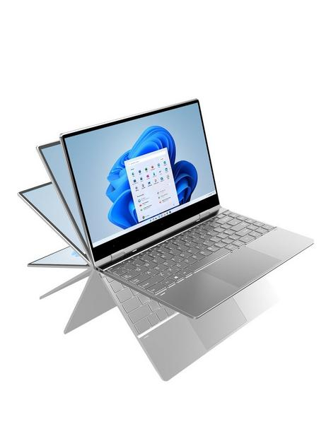 geo-geoflex-340-141-inch-convertible-laptop-with-touchscreen-intel-core-i3-4gb-ram-128gb-ssd-optional-microsoft-365-family-15-months