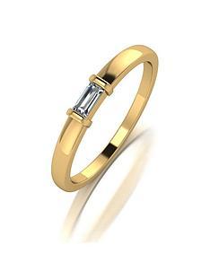 moissanite-9ctnbspyellow-gold-lady-lyndsey-stacker-ring