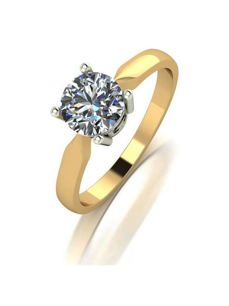 moissanite-lady-lynsey-signature-moissanite-9ct-gold-100ct-solitaire-ring