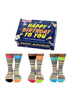 united-oddsocks-happy-birthday