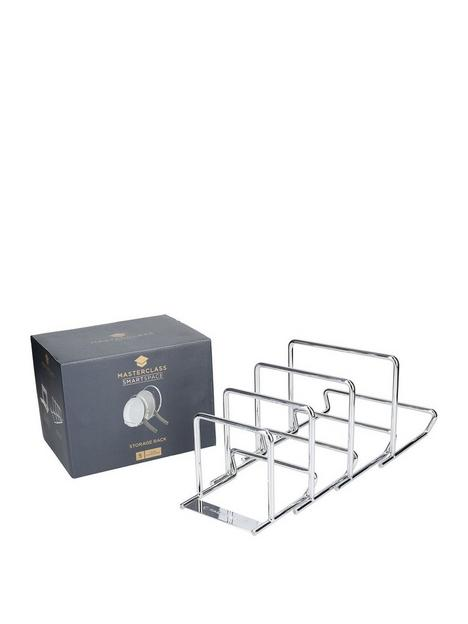 masterclass-masterclass-interlocking-4-piece-pan-and-lid-holder