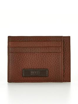 boss-trucker-leather-credit-card-holder-brownnbsp