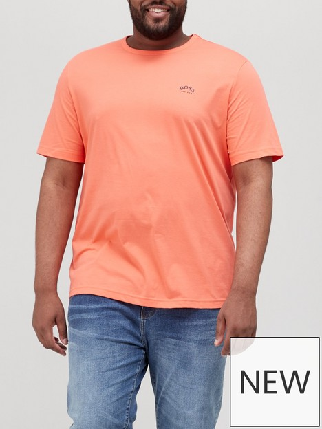 boss-big-amp-tallnbspcurved-small-logo-t-shirt-open-rednbsp