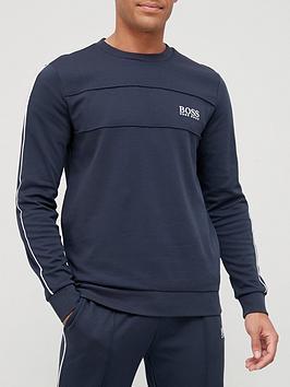 boss-ts-lounge-sweatshirt-navy