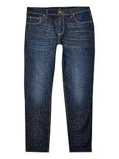 river-island-big-amp-tall-dylan-slim-fit-jeansnbsp--dark-blue